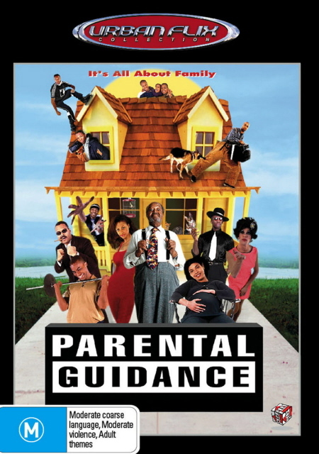 Urban Flix Collection - Parental Guidance on DVD