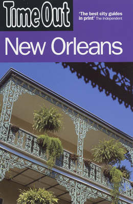 """Time Out"" New Orleans by Time Out Guides Ltd"