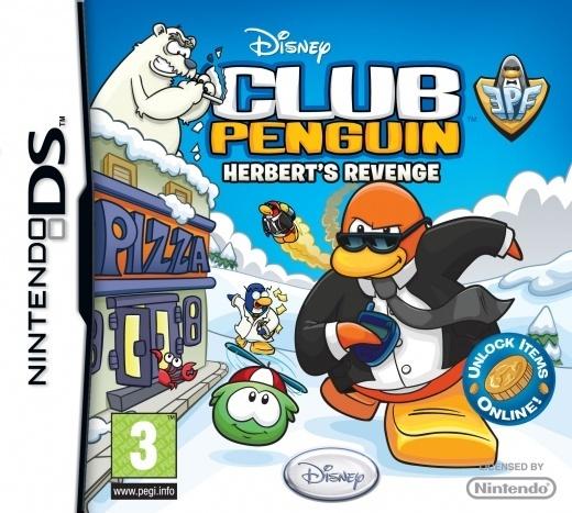 Club Penguin 2: Herbert's Revenge for Nintendo DS