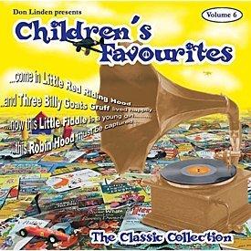 Don Linden Presents: Children's Favourites Volume 6 by Don Linden