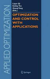 Optimization and Control with Applications