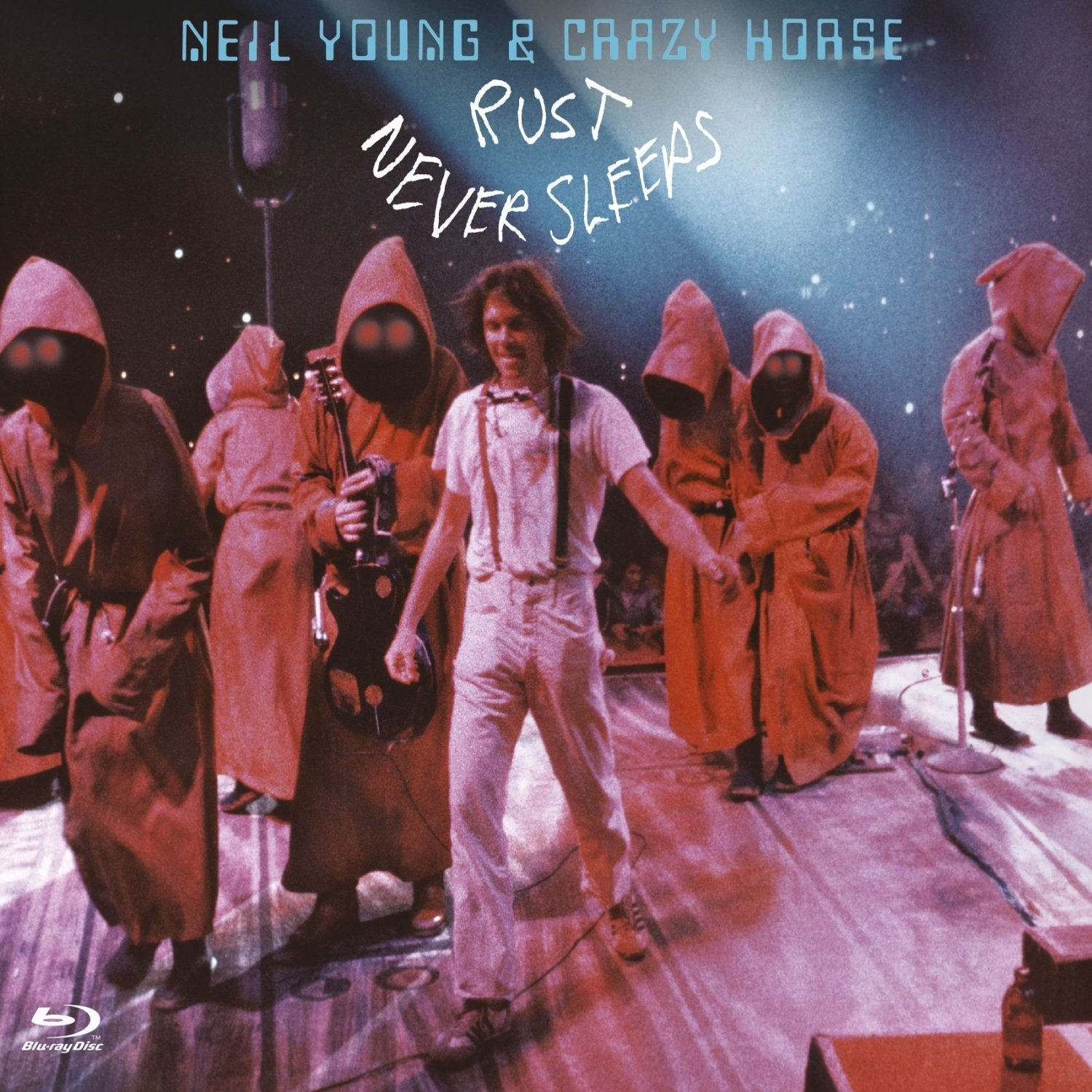 Neil Young & Crazy Horse - Rust Never Sleeps on Blu-ray image