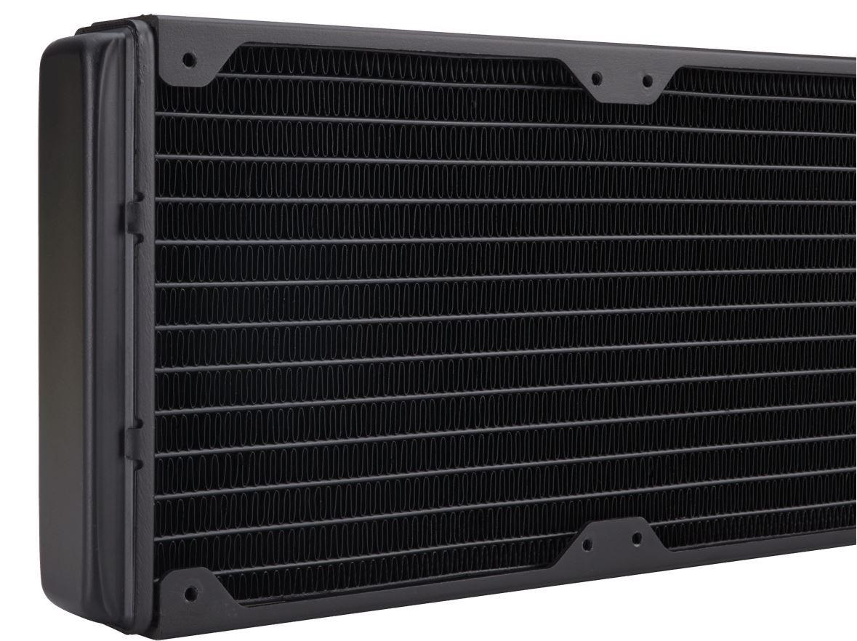 Corsair Hydro Series H100i v2 Extreme Performance Liquid CPU Cooler image