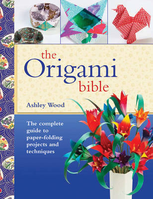 Origami Bible by Ashley Wood image