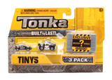 Tonka Tiny's 3-Pack (Police)