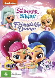 Shimmer & Shine: Friendship Devine on DVD