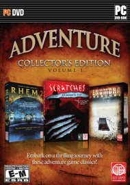 Adventure Collector's Edition Volume 1 for PC Games image