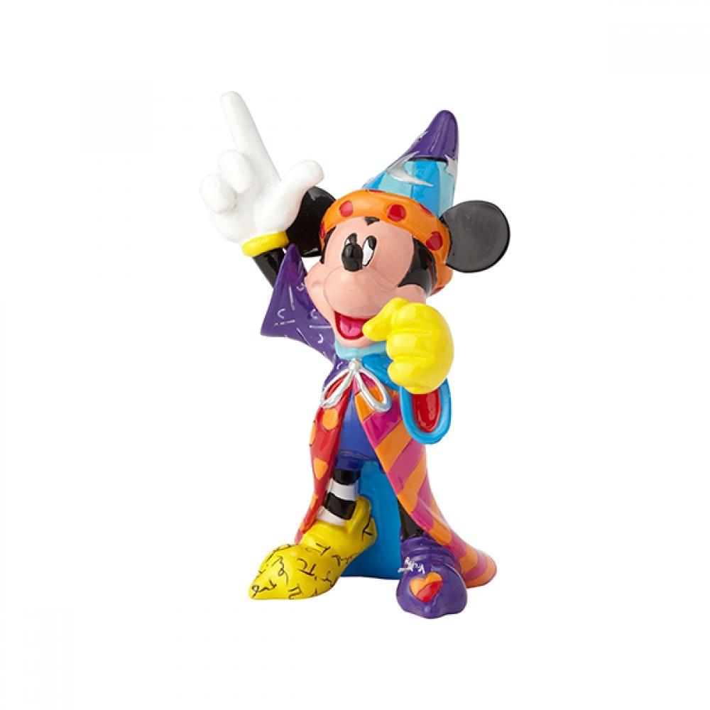 Romero Britto - Sorcerer Mickey Mini Figurine image