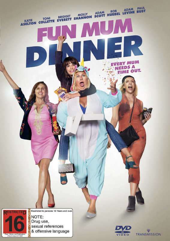 Fun Mom Dinner on DVD