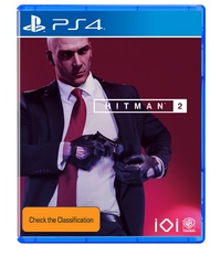 Hitman 2 Steelbook Edition for PS4