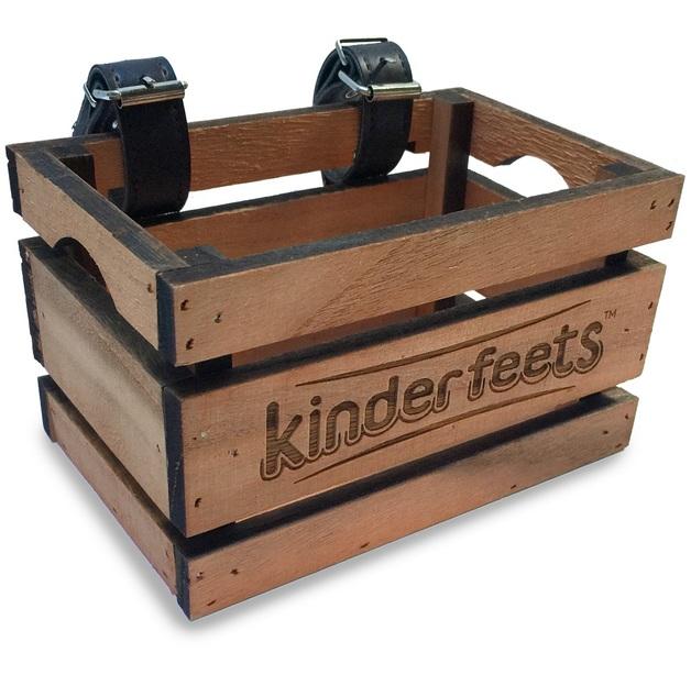 Kinderfeets: Crate - Balance Bike Accessory