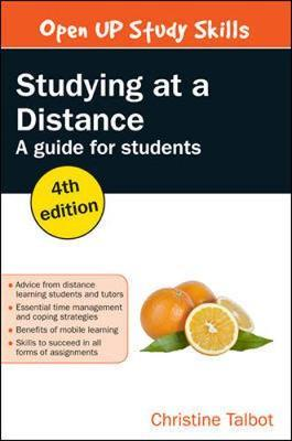 Studying at a Distance: A guide for students by Christine Talbot image