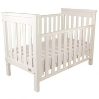 Babyhood: Milan 4 in One Cot - White