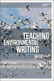 Teaching Environmental Writing by Isabel Galleymore image
