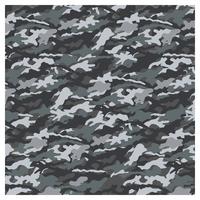 SKINZ: Camo Book Cover - Grey Assorted (45cm x 1m) image