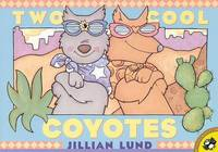 Two Cool Coyotes by Jillian Lund image