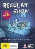 Regular Show on DVD