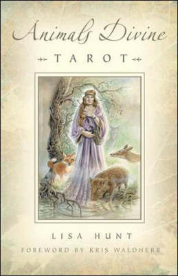 Animals Divine Tarot by Lisa Hunt