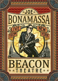 Joe Bonamassa: Beacon Theatre - Live in New York (2DVD) on DVD