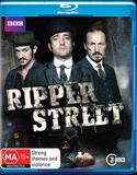 Ripper Street on Blu-ray