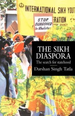 The Sikh Diaspora by Darshan Singh Tatla image