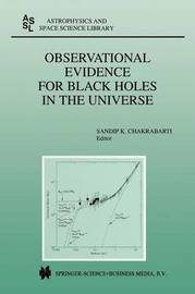 Observational Evidence for Black Holes in the Universe
