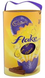 Cadbury: Dairy Milk Flake Luxury Egg (296g)