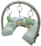 Jolly Jumper Deluxe Baby Activity Sitter (Starfish)