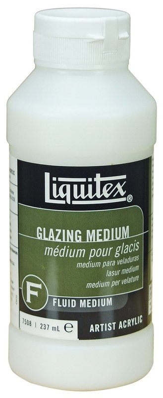 Liquitex: Glazing - Medium (237ml)