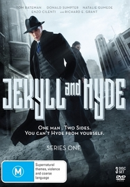 Jekyll and Hyde - Series One on DVD image