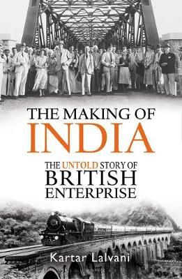 The Making of India by Kartar Lalvani image