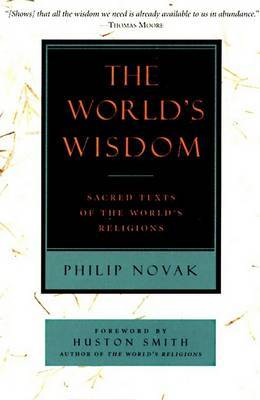 The World's Wisdom by Philip Novak image