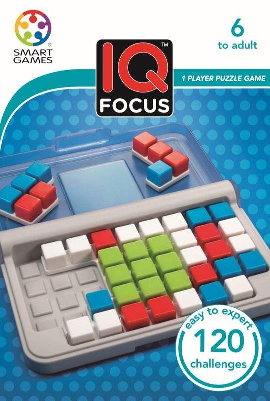 Smart Games: IQ Focus - Logic Game
