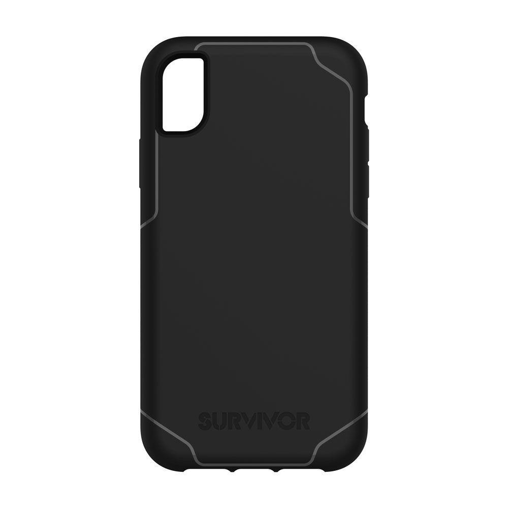 watch da05d 18308 Griffin: Survivor Strong for iPhone XR - Black
