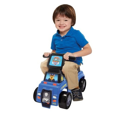 Paw Patrol: Chase's Push n' Scoot - Ride-On Toy