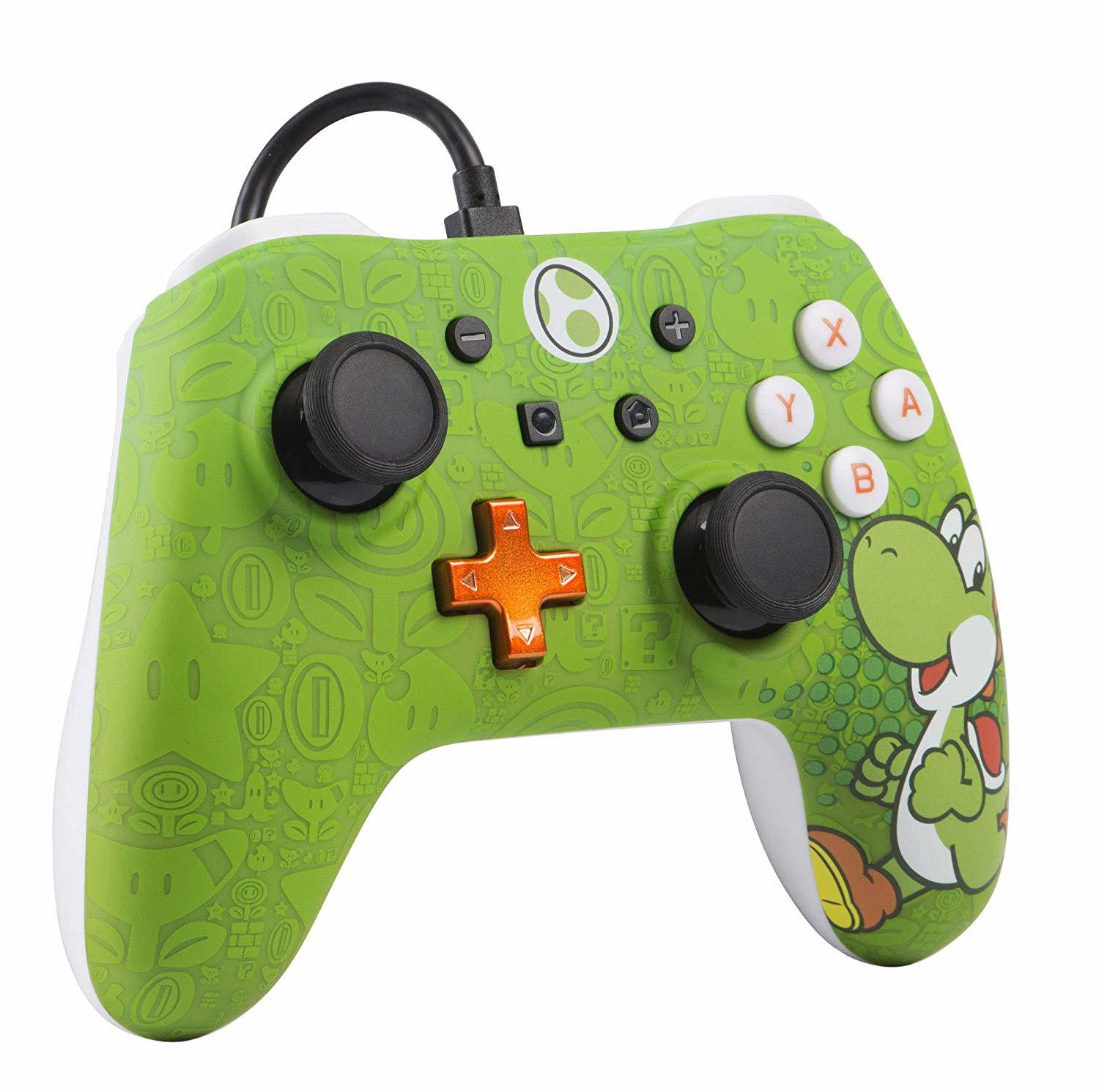 Nintendo Switch Classic Wired Controller - Yoshi for Switch image