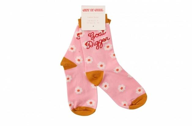 Get it Girl: Goal Digger Socks
