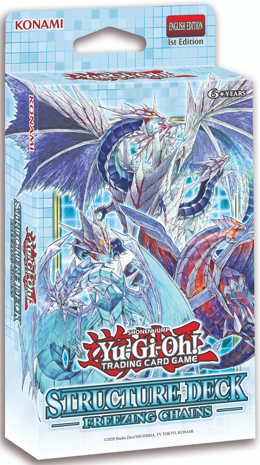 Yu-Gi-Oh! Freezing Chains Structure Deck image
