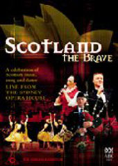 Scotland The Brave on DVD