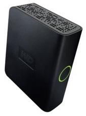 Western Digital WD External 500GB USB2.0 Hard Drive