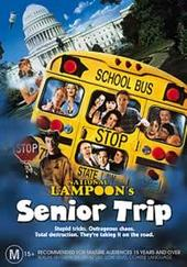 National Lampoon's Senior Trip on DVD