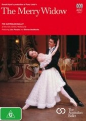 The Australian Ballet - The Merry Widow on DVD