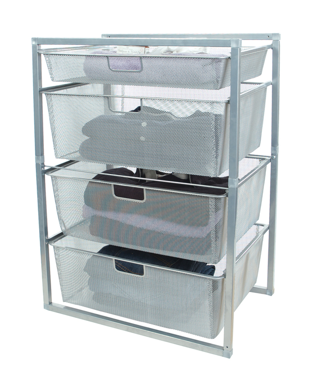 L.T. Williams - 4 Tier Mesh Drawer | at Mighty Ape NZ