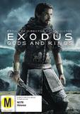 Exodus: Gods & Kings DVD
