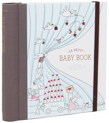 Le Petit Baby Book by Marabout