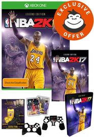 NBA 2K17 Legend Edition for Xbox One