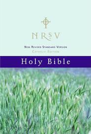 NRSV, Catholic Edition Bible, Paperback by Harper Bibles image