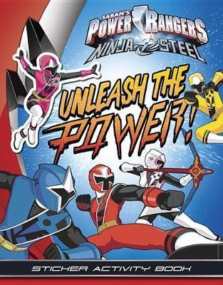 Unleash the Power! Sticker Activity Book by Penguin Young Readers Licenses