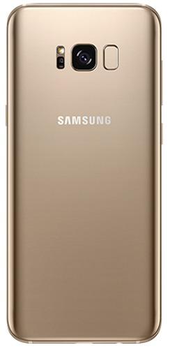 Samsung Galaxy S8 64GB - Maple Gold image
