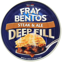 Fray Bentos 'Deep Fill' Steak and Ale Pie (475g)